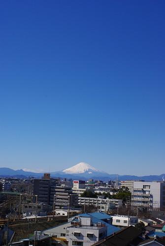 【今日の富士山】090201