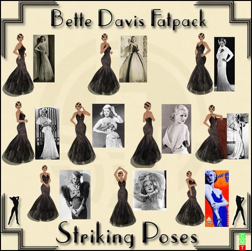 Bette Davis Fatpack