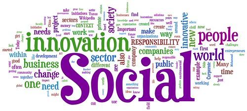 Social Innovation: a Cloud of Words par Kaos Pilots Team 13