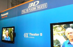 Panasonic 3D theatre
