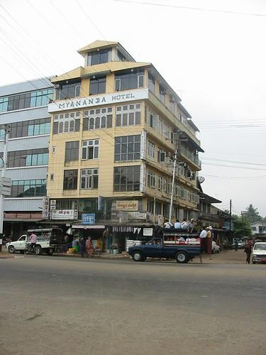 Ons hotel in Bago