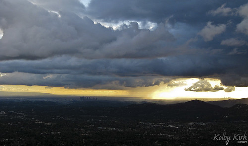 Los Angeles Between Storms