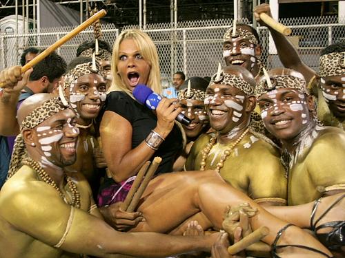 brazilian cannibals   carnaval   brasil   rio de janeiro   brazil