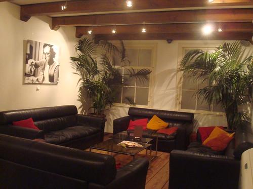 Koffie Salon em Amsterdam