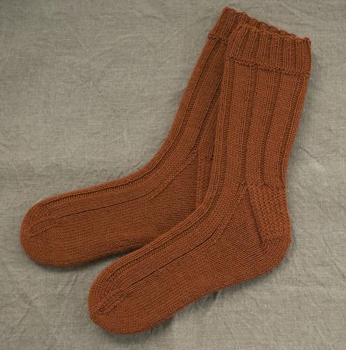 Sock #35 (52 Sock Challenge)