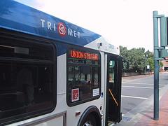 TriMet bus