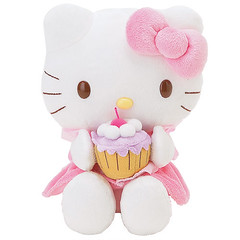 WISHLIST: Hello Kitty Cupcake Plush ( Veronica ) Tags: hellokitty sanrio