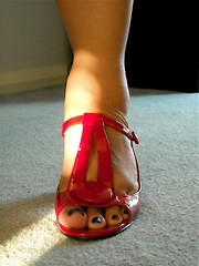 Red and Blue (RyshardAntonio) Tags: blue red sunlight feet silver grey toes highheels legs heels pedicure buckle toenails prettytoes redhighheels redpumps opentoedshoes blackhighheels asianlegs asianfeet freshpedicure silverhighheels greatfeet perfecttoes pedicuredtoes asiantoes greyhighheels michimoo powderbluehighheels bluepedicuredtoenails toesupclose