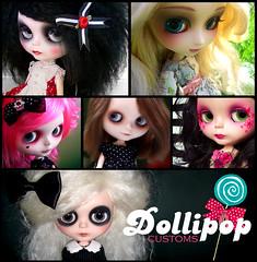 Dollipop custom studio - closed for now