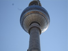 Berlin_1008 (rowan72) Tags: berlin charlotte alexanderplatz arg deutschetelekom berlintvtower invitedby charlotteisbecomingreal