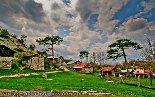 Karacasu Village by voyageAnatolia