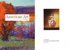 Gilcrease Museum Invitation 2008