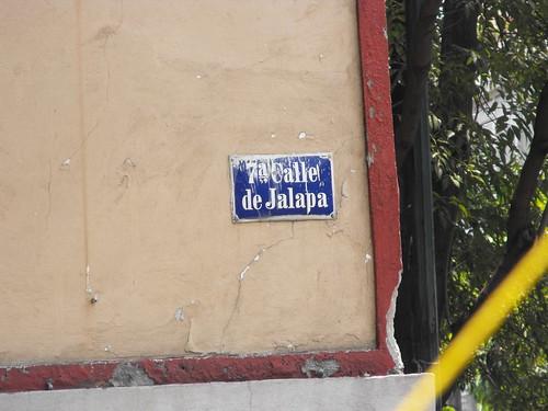 Calle de Jalapa