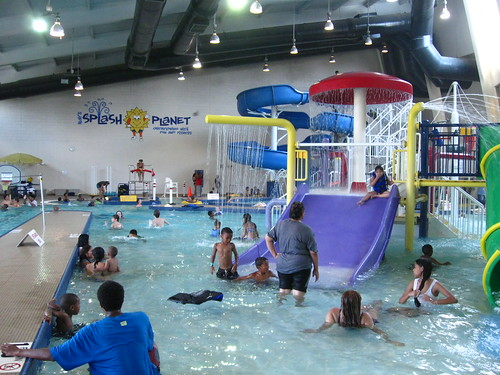 Ray's Splash Planet.  Photo by crazedmommy, on flickr.