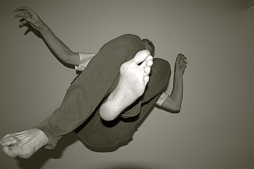 Jump: a self portrait