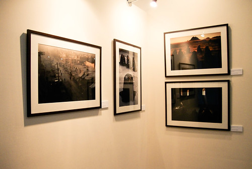 The Unguarded Moment exhibition
