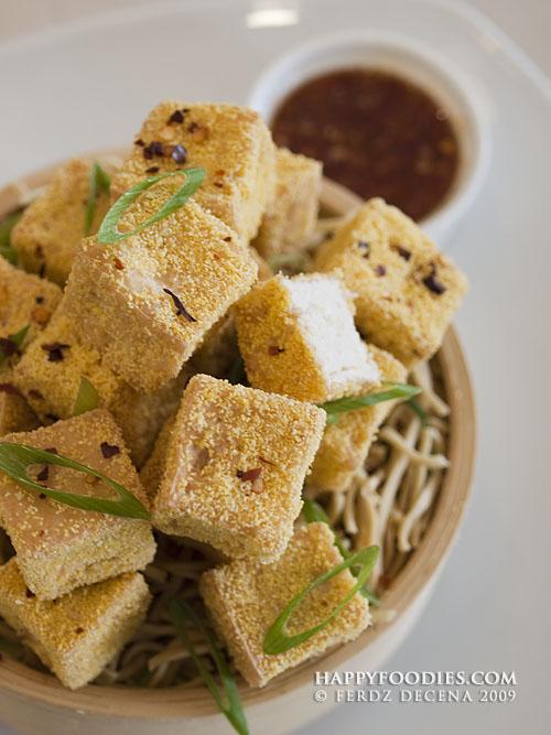 Chili Crusted Tofu (P180)