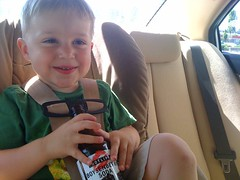 foodie tot\'s first soda