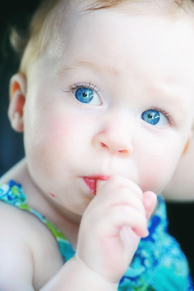 baby girl blue