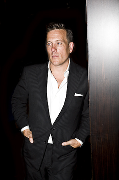 The Sartorialist, Portrait at Holt Renfrew Party in Toronto