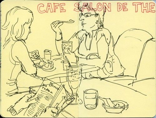 Café - Salon de The