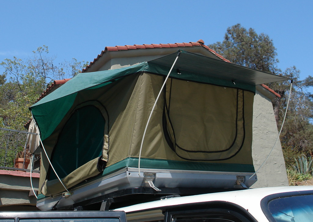 & For Sale: Technitop Roof Top Tent (RTT) - Expedition Portal