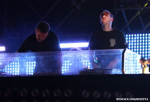 Chemical Brothers Jesolo 2009