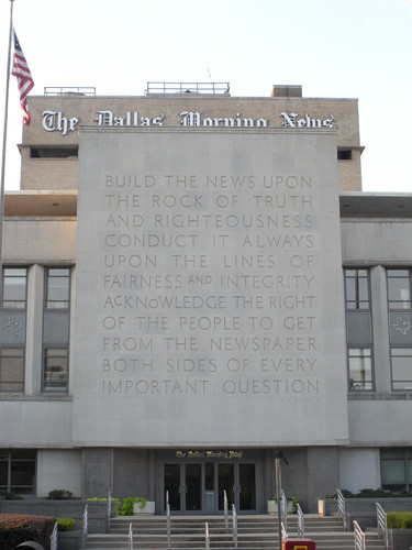 The Dallas Morning News Building