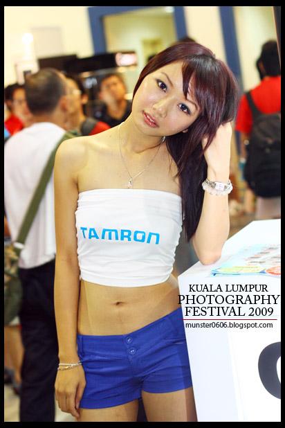 Tamron - #4 Yuki Chow.