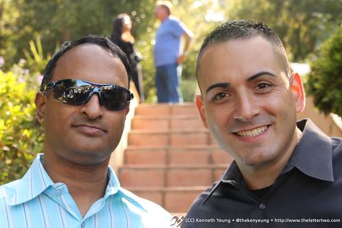 Twitterville Brunch - Shashi Bellamkonda & Michael Brito
