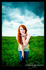 Adrianna - Kiss (Sean Molin Photography) Tags: portrait sky woman girl beautiful field clouds ginger nikon kiss indianapolis gorgeous flash indiana teen teenager 24mm redhair readhead seniorpictures cls classof2010 creativelightingsystem sb900 roachdale nikond700 1424mm wwwseanmolincom adriannashelton