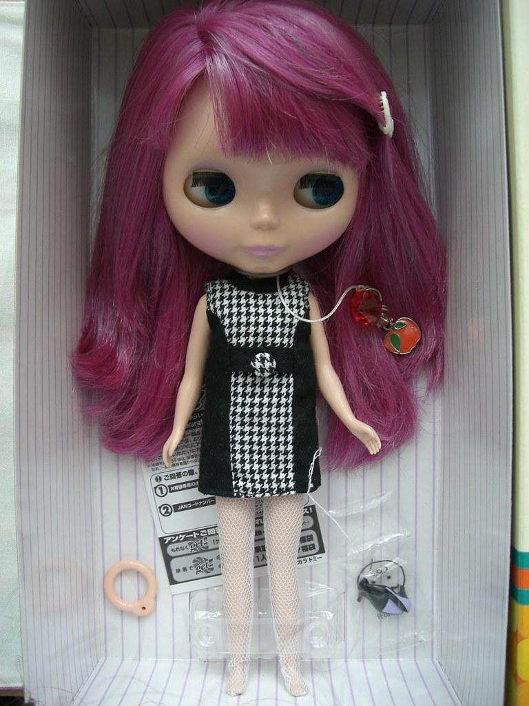 Love. Life.: Blythe Doll - Prima Dolly Violet (SOLD)