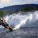 Lake George water skiing