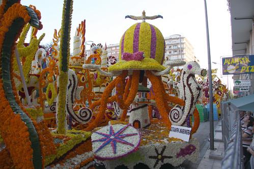 Batalla de Flores 2009 (the day after)