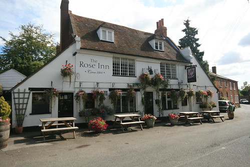 THe Rose Inn, Wickhambreaux