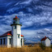 Pt Robinson Lighthouse HDR 4155 by Fresnatic