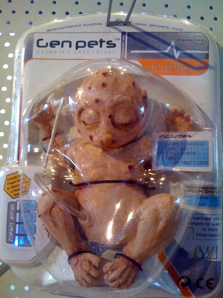Adam Brandejs GenPet juguete
