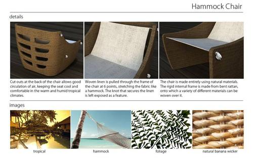 Hammock chair chan-jabry