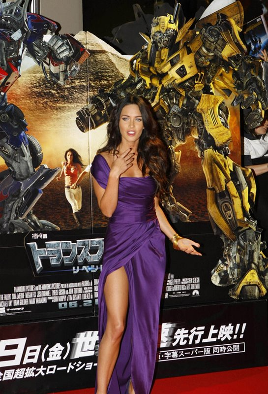 Megan Fox – The Tokyo Premiere of Transformers 2 - beautiful girls