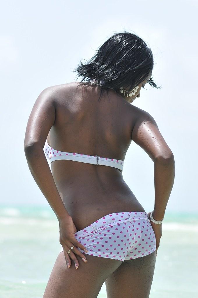 Jamaican girls ass