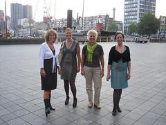 D66 Lijsttrekkers G4 (D66 Den Haag) Tags: g4 d66 lijsttrekkers