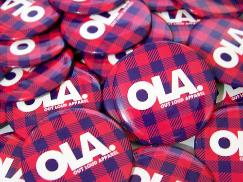 Out Loud Apparel Loves PureButtons
