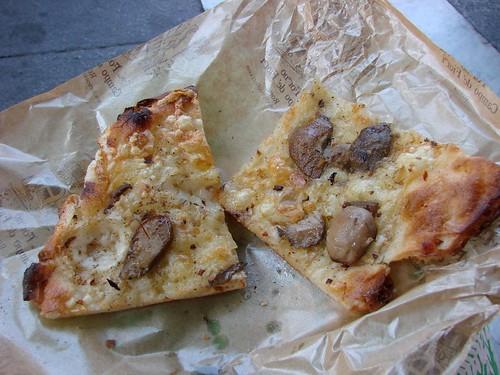 Pizza al Taglio from Pizza bianca from Forno Campo de' Fiori