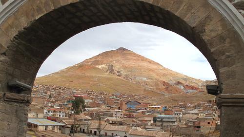 The Cerro Rico, Potosi