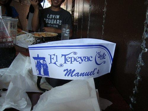 Manuel S Mexican Food And Cant