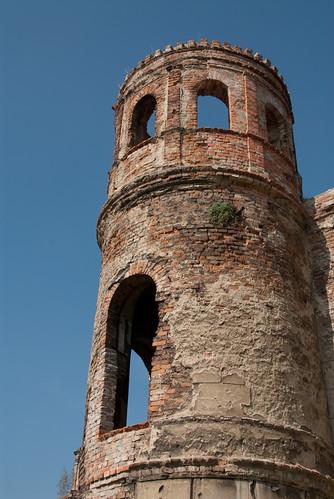 Schlossruine Tworków