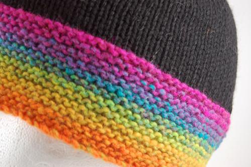 Black Noro Hat 02