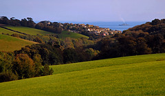 Heligan_D8567 (Ennor) Tags: uk sea landscape october cornwall ship unitedkingdom westlawn 2009 heligan mevagissey kernow lostgardensofheligan heliganslostgardens