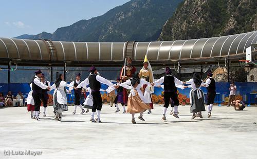Festa a Andorra! Folklore: Contrapas, Andorra la Vella, Andorra ...