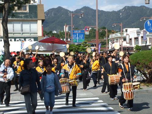 宮島 観光 祭りは お砂焼まつり7
